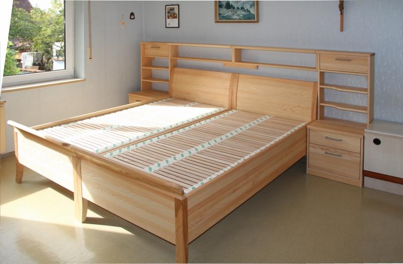 Schlafzimmer-esche-samina - Dein Schreiner