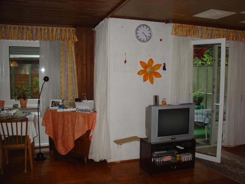 Wohnzimmer Bar D Vorher