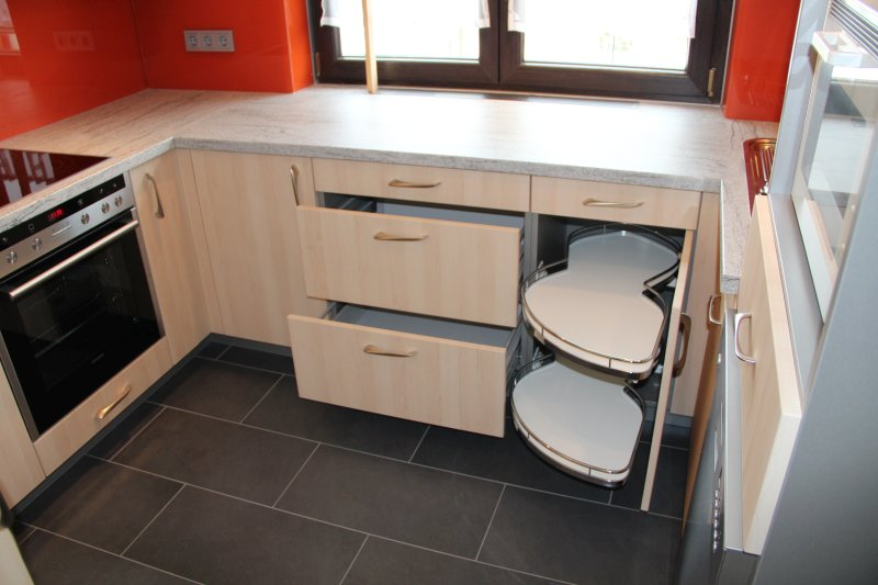 awesome korbausz252ge f252r k252chenschr228nke images house